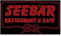 Restaurant SEEBÄR Travemünde | Mit Blick auf die Passat Logo